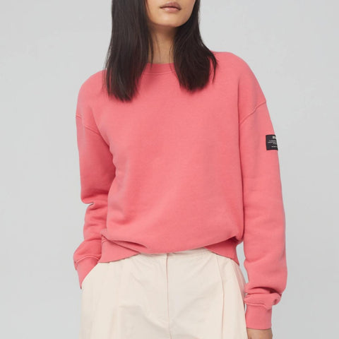 Because Sweatshirt Pink