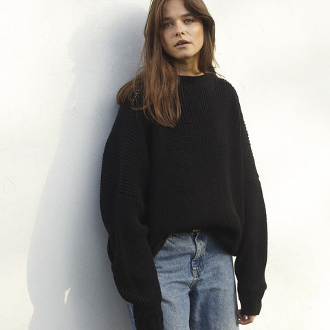 Laumés Sweater Black