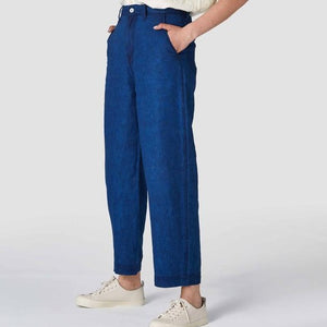 Leila High Waist Balloon Trousers