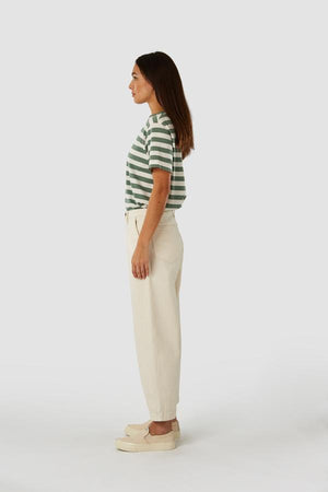 Leila Trousers Ecru