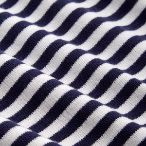 Amabel Tee Stripe Navy