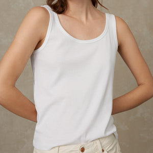 Ambrosia Top White