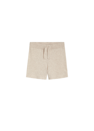 The Cozy Shorts Oatmeal