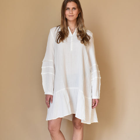 Luna Organic Cotton Dress