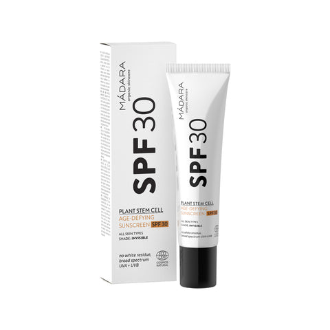 Age Protecting Sunscreen Face SPF30