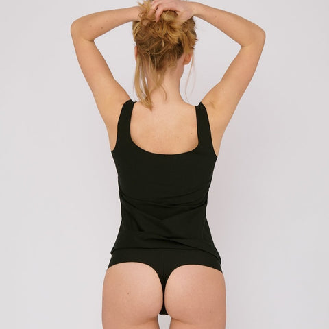 Invisible Cheeky Thong 2 Pack