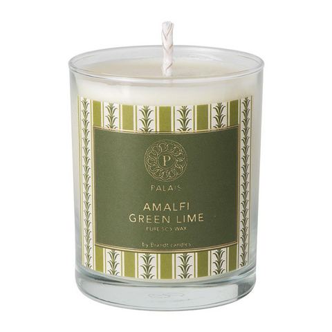 Scented Candle Amalfi Green Lime