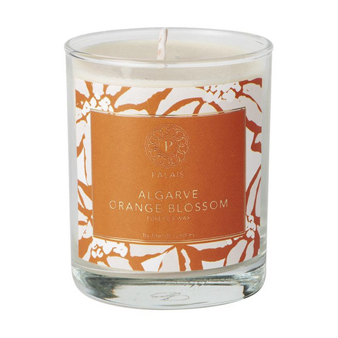 Scented Candle Algarve Orange Blossom