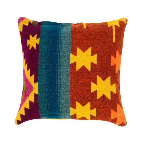 Native Pillow Case Ocher