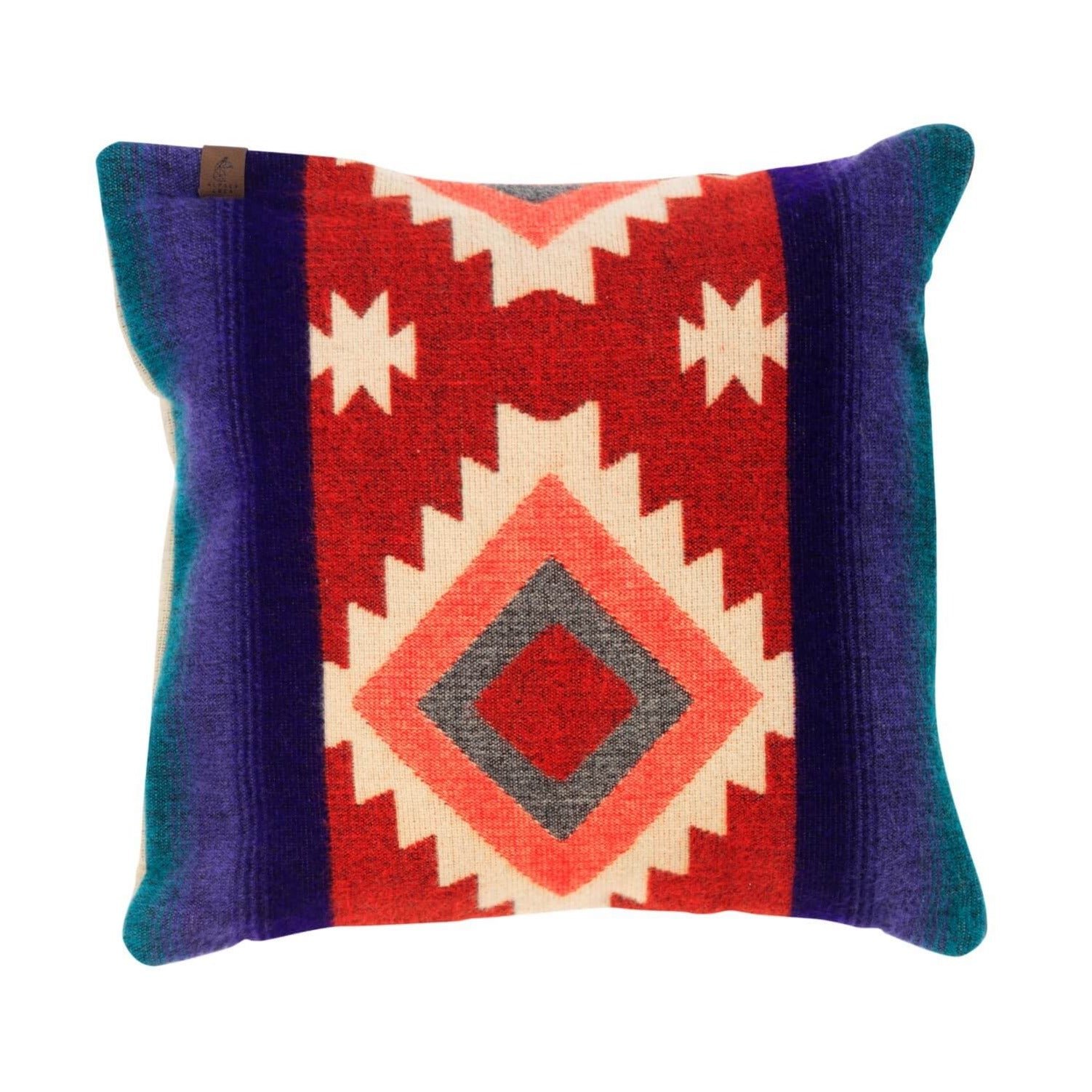 Native Pillow Case Red