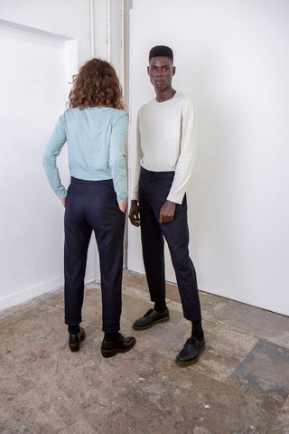 Recycled Tailored Trouser