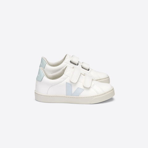 Junior Esplar Velcro Chromefree White Menthol