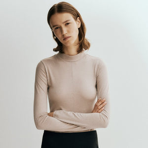 Turtle Neck Top