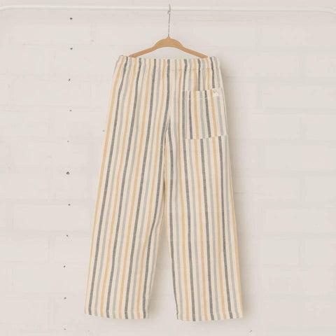 Pyjama Set Scenery Stripe