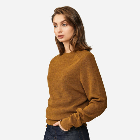 The Crewneck Merino Wool Sweater