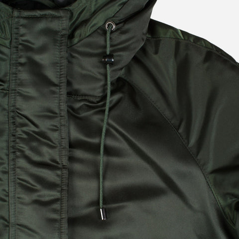 The Short Parka