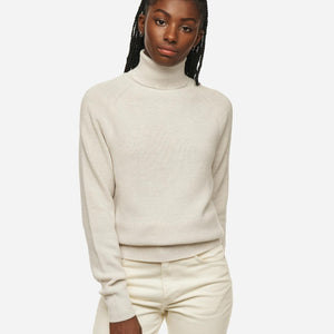 The Turtleneck Merino Wool Sweater