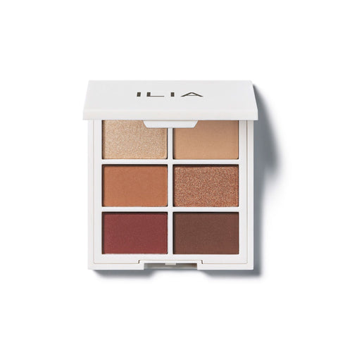 The Necessary Eyeshadow Palette Warm Nude
