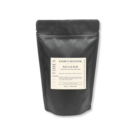 Energy Booster Bath Soak Refill