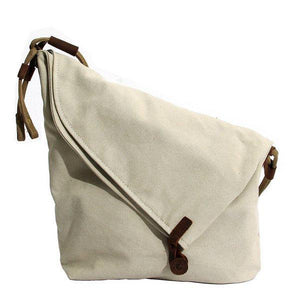 Vintage Messenger Bag Casual Canvas Crossbody Bag Tribal Rucksack