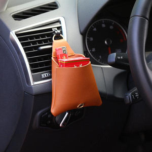 Car Storage Bag Multi-function Sundries Holder Pocket Organizer