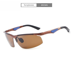 Aluminum Polarized Brand New Vintage Driver Sun Glasses
