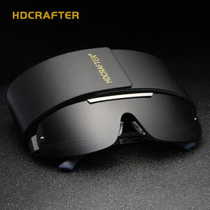 Driver Polarized Fashion Vintage Pilot Sun Glasses
