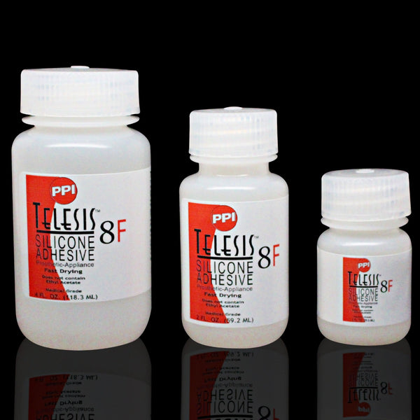 Telesis 8F (Fast) Silicone Adhesive