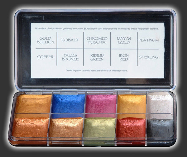 Skin Illustrator Alchemy Palette