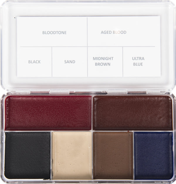 Skin Illustrator Blood and Sand Palette