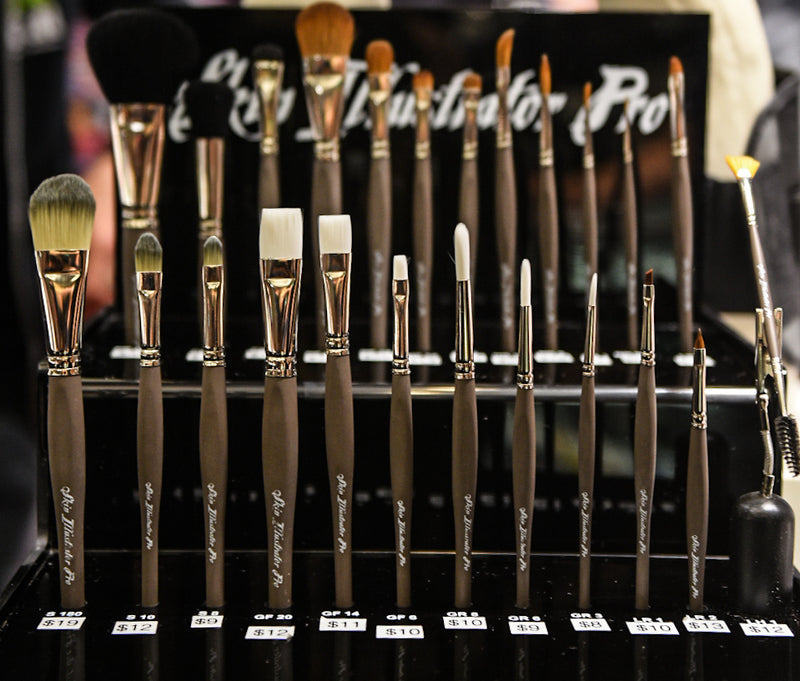 Pro Brushes - The Complete Set