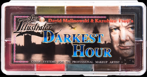 Skin Illustrator Darkest Hour Palette