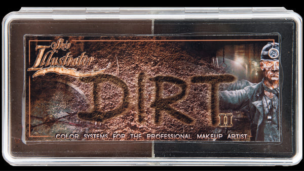 Skin Illustrator Dirt Palette