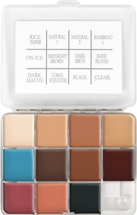 Skin Illustrator On Set Signature Series Lois Burwell Palette
