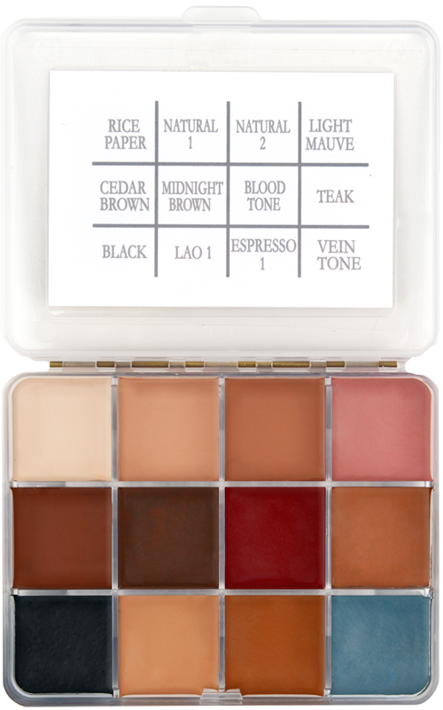 Skin Illustrator On Set Signature Series Louie Zakarian Palette