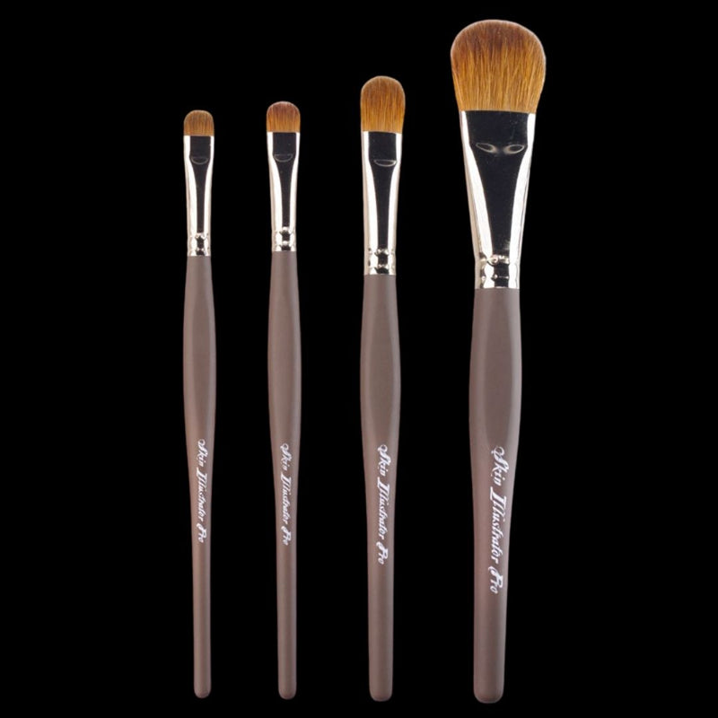 Pro Brushes - NF Series