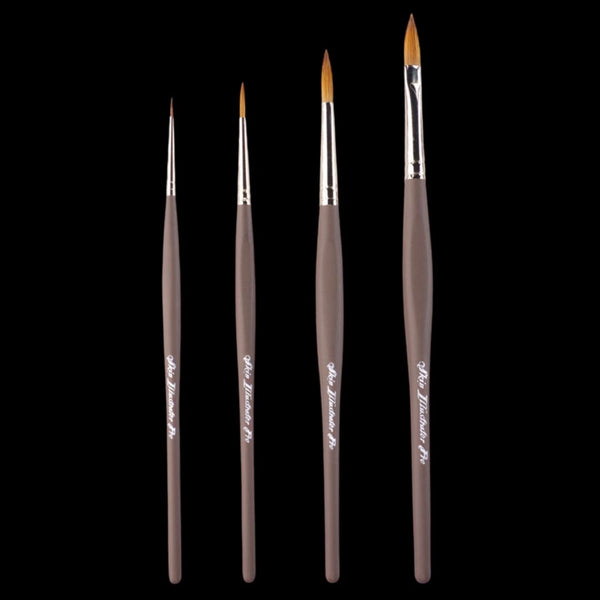 Pro Brushes - NR Series