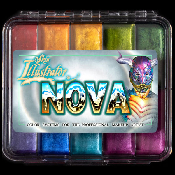 Skin Illustrator On Set  Nova Palette