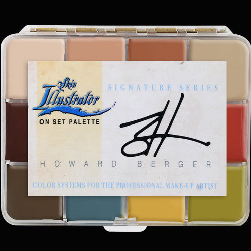 Skin Illustrator On Set Signature Series Howard Berger Palette
