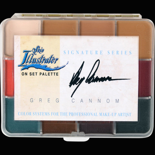 Skin Illustrator On Set Signature Series Greg Cannom Palette