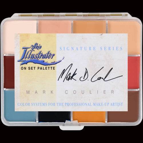 Skin Illustrator On Set Signature Series Mark Coulier Palette
