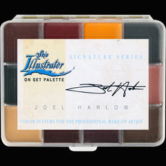 Skin Illustrator On Set Signature Series Joel Harlow Palette