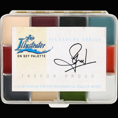 Skin Illustrator On Set Signature Series Trefor Proud Palette