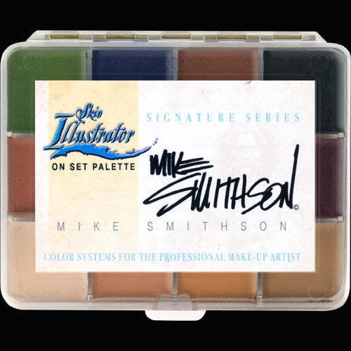 Skin Illustrator On Set Signature Series Mike Smithson Palette