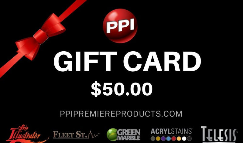 Virtual PPI Gift Card