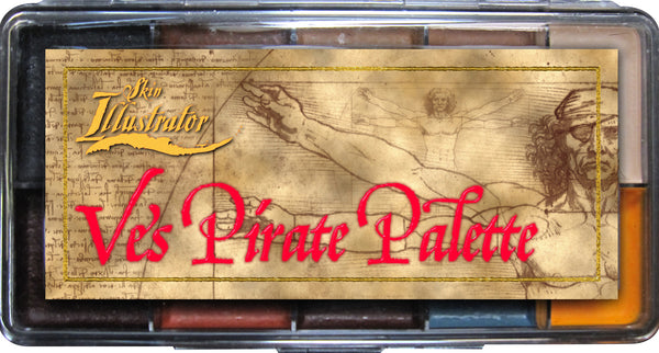 Skin Illustrator Ve's Pirate Palette