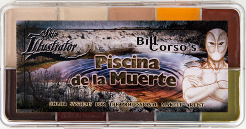 Ppi Premiere Products Inc Skin Illustrator Piscina De La Muerte