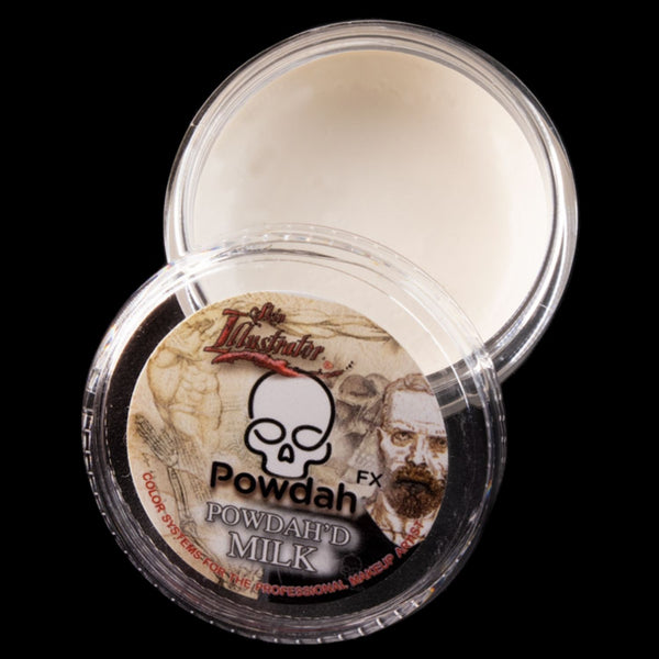 Skin Illustrator Powdah'd Milk Single
