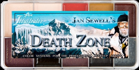 Skin Illustrator Death Zone Palette