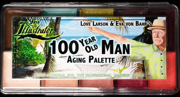 Skin Illustrator 100 Year Old Man Palette